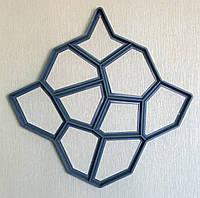 Форма для заливки садовой дорожки (4шт)