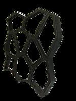 Форма-трафарет «Садовая дорожка», 60х60х6 см, фото 1