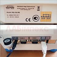 Весы лабораторные PS 210.R2, Radwag, Польша (3 кл.), фото 2