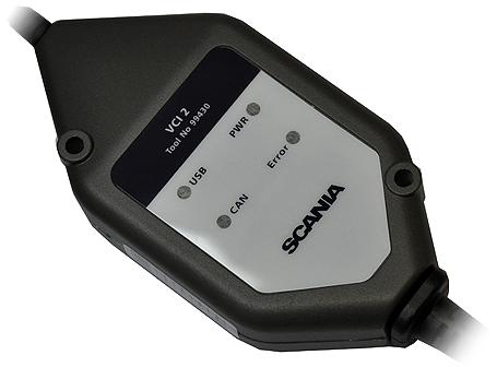 Scania VCI-2 Дилерский сканер для диагностики грузовых автомобилей Scania,  цена 48000 грн., купить в Виннице — Prom.ua (ID#2952301)