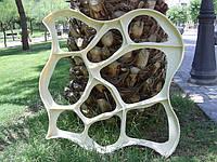 Форма садовая дорожка 80х80х6, фото 1