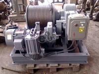 Лебедка электрическая монтажная ЛМ-3,2 (3.2т)