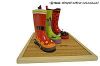 Электрическая сушилка для обуви бамбуковая
