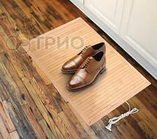 Электросушилка для обуви бамбуковая