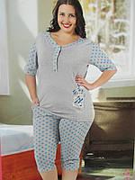 Батальные пижамы для женщин., фото 1
