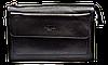 Мужской клатч POLO черного цвета HMN-011090