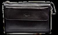 Мужской клатч POLO черного цвета HMN-011090, фото 1