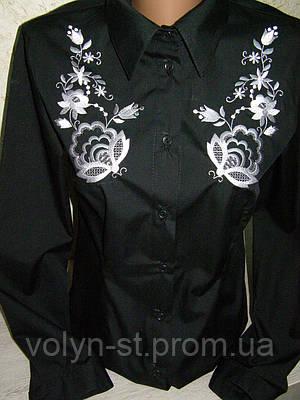 Рубашка женская Петриківський розпис