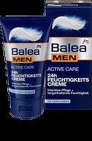 Balea MEN Tagespflege active care 24h feuchtigkeitsspendend - Увлажняющий дневной крем для лица, 75 мл