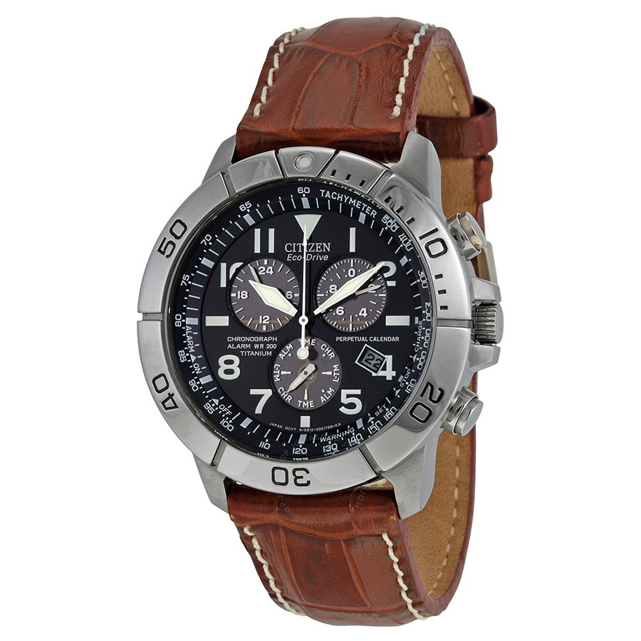 Часы хронограф Citizen Eco- Drive BL5250-02L