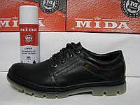 Обувь мужская кожаная Мида