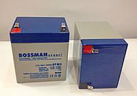 Аккумулятор 12V 5Ah Bossman profi  6FM5 - LA1250