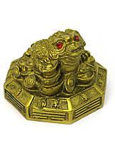 "Жаба каменная крошка ""бронза"" (6,5х7х5 см)"