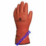 Перчатки Delta Plus VE 760 зимние для Рыбалки, и  работ с маслами. До -50*, фото 2