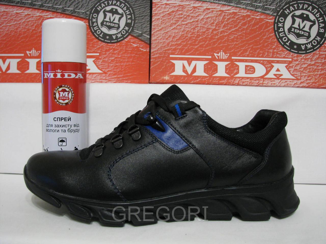 Обувь мужская кожаная Спорт Mида - GREGORI shoes в Киевской области