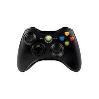 Геймпад Microsoft Xbox 360 Wireless Controller Black (NSF-00002)
