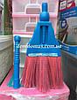 Веник пластиковый Aqua Orca № 6, Турция, фото 3