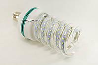 Лампа светодиодная лампочка LED 24W E27 спиральная