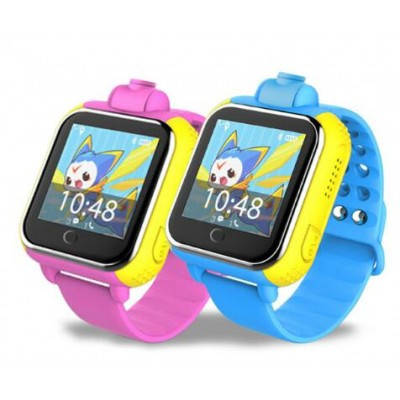 Детские часы с GPS трекером TW6, фото 2