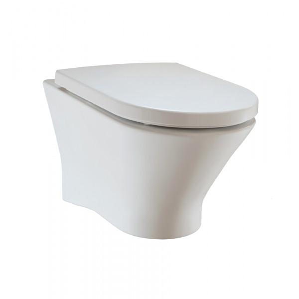 NEXO Clean Rim подвесной унитаз с сиденьем slow-closing 801330N04 (в упак.)