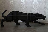 Декоративная полка Пантера