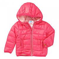 Куртка демисезонная розовая Topomini