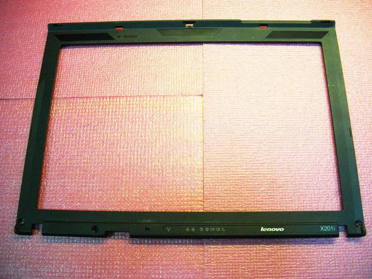 Рамка матрицы Корпус от ноутбука Lenovo ThinkPad X201i