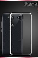 Ультратонкий чехол для Huawei Y6 PRO