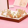 Тиара диадема АМИНА корона модная красивая модные украшения для волос тиары