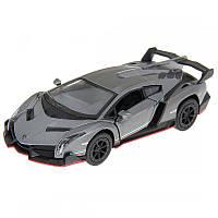 Модель автомобиля Lamborghini Veneno в масштабе 1 : 36 (KT5367W)