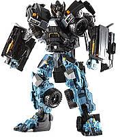 "Трансформер Айронхайд, ""Лидер класс"", Автобот - Ironhide, Autobot, ""Mech Tech'', Hasbro"