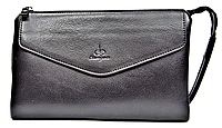 Мужской клатч-барсетка Langsa черного цвета JAK-000551