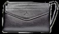 Мужской клатч-барсетка Langsa черного цвета JAK-000551, фото 1
