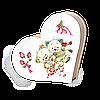 """Шкатулка сердечко """"Влюбленные мишки"""""""