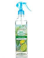 Освежитель воздуха Pharma BIO LABORATORY Био-нейтрализатор запаха лайм с мятой 400 мл