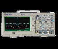 SIGLENT SDS1202CNL+ Цифровой осциллограф 2 канала, полоса 200 МГц, выборка 2 ГВ/с Pass/Fail функция