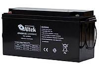 Гелевый аккумулятор Altek 6FM200GEL