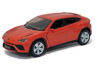 Модель автомобиля Lamborghini Urus  в масштабе 1 : 36 (KT5368W)