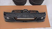 Передний бампер Mercedes SLK W171 (2005год, б/у), фото 1