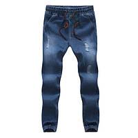 Спортивні штани джинсові