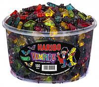 Конфеты Вампир Харибо Vampire  Haribo 1200гр. 150 шт