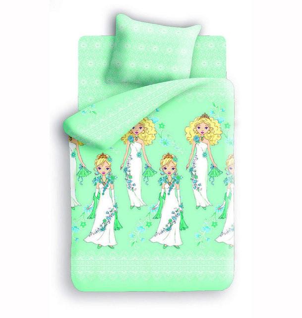 Детский постельный комплект «Весільний показ», Колискова мрій