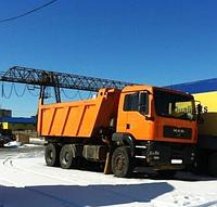 Аренда самосвалов 20-30 тонн по Украине