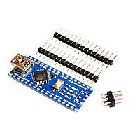 Arduino Nano V3 ATmega 328 + Ch340g 16 мГц UART USB