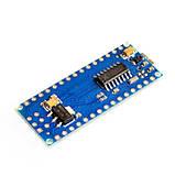 Arduino Nano V3 ATmega 328 + Ch340g 16 мГц UART USB, фото 3