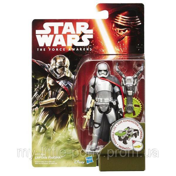 Фигурка Капитан Фазма Звёздные Войны (Star Wars) Hasbro
