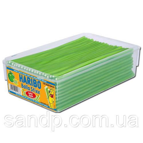 Желейные конфеты Яблочно-мармеладные палочки Харибо Haribo 1125 гр. 150шт, фото 2