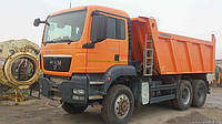 Грузоперевозки ав-лем самосвал МАН 25 - 30 тонн