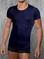 Мужская футболка Doreanse 2545 темно-синий