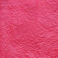 Малиновая жатая бумага, 70 см х 5 м